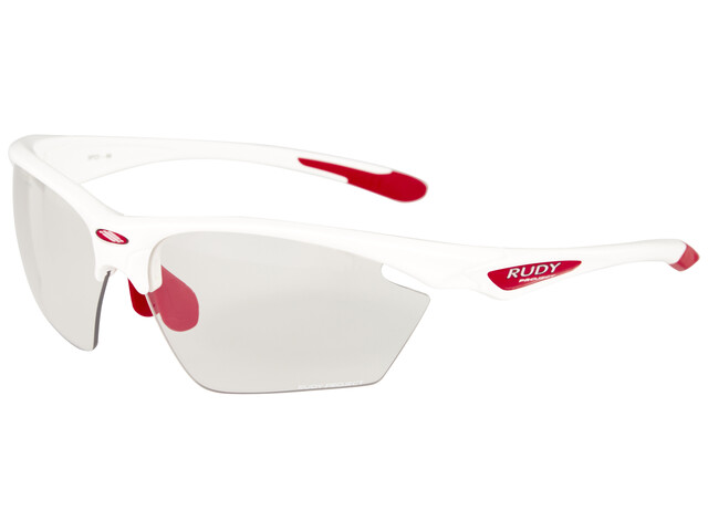Rudy Project Stratofly Glasses White Gloss/Photoclear